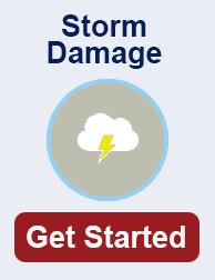 storm damage repair in Georgia TN