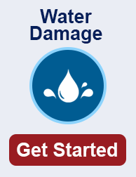 water damage cleanup in Georgia TN